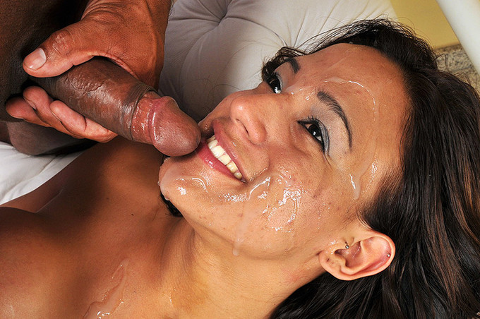 Jamile Finally Gets A BBC For Her Tight Ladyboy Bum