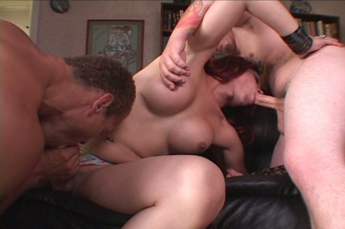 David And Chris Pound Trans Daphney Sweet Holes