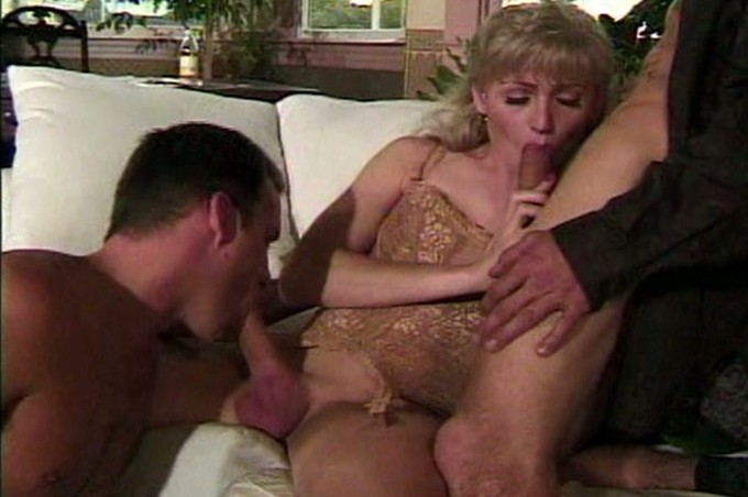 Natalie Kendra Is Open Wide For Chandler Farley